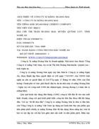 Báo cáo thực tập tổng hợp tại Công ty xi măng Hoàng Mai