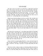 Tổ chức quản lý và hạch toán vật liệu, công cụ, dụng cụ tại Công ty Dệt 8/3