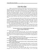 Kế toán chi phí sản xuất và tính giá thành sản phẩm tại Công ty cổ phần Sứ Hải Dương