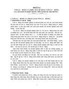 Thực trạng về quản lý và hiệu quả sử dụng vốn lưu động ở điện lực Bắc Ninh