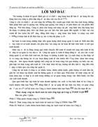 Thực trạng công tác hạch toán kế toán tổng hợp tại Công ty TNHH NAM Đễ