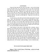 Hoàn thiện chiến lược Marketting - mix của công ty viễn thông quân đội Viettel Internet