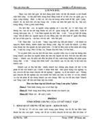 Báo cáo thực tập tại khách sạn Tùng Lâm