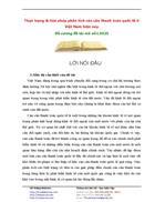 Thực trạng & Giải pháp phân tích cán cân thanh toán quốc tế ở Việt Nam hiện nay