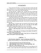 Một số giải pháp phòng ngừa và hạn chế rủi ro tín dụng tại Chi nhánh NHNo PTNT huyện Đoan Hùng 1
