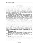 Báo cáo kế toán tổng hợp tại Chi nhánh Công ty gang thép Thái Nguyên 1