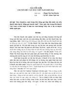 VĂn học Việt Nam hiện đại 1