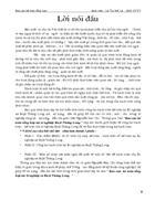 Báo cáo kế toán tổng hợp tại xí nghiệp xe Buýt Thăng Long 1