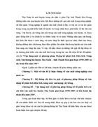 Vận dụng một số phương pháp Thống kê phân tích Diện tích Năng suất Sản lượng lúa huyện Thọ Xuân tỉnh Thanh Hoá giai đoạn 1998 2005 và dự đoán đến năm 2007 1