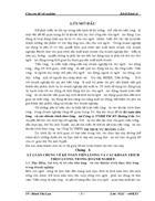 Kế toán tiền lương và các khoản trích theo lương tại Công ty TNHH TM DV Hoàng Cầu 1