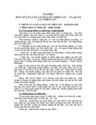 Thực trạng về quản lí chiến lược của tổng công ty bưu chính viễn thông Việt nam 1