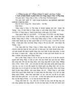 Báo cáo thực tập tổng hợp của của Tổng công ty Máy và Phụ tùng