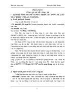Báo cáo tổng hợp về công ty xuất nhập khẩu với lào VILEXIM