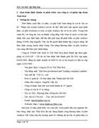 báo cáo thực tập tổng hợp tại công ty cổ phần tập đoàn Thái Hoà