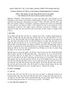 Hoạt tính xúc tác của v meox trong phản ứng odh n butan 1