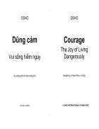 Dũng cảm vui sống hiểm nguy
