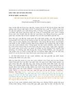 Thể chế chính trị và tổ chức bộ máy nhà nước các nước asean