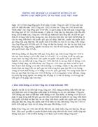 Những vấn đề pháp lý cơ bản về đường cơ sở trong luật biển quốc tế và PL Việt Nam