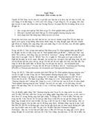 Dịch thuật Một cái nhìn tự vấn Trịnh Nhật