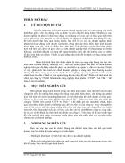Luận văn tốt nghiệp Phân tích tình hình tài chính công ty TNHH liên doanh An Thái