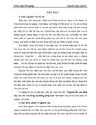 Nguyên tắc xác định cha mẹ cho con trong hệ thống pháp luật Việt Nam