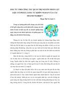 Hoàn thiện công tác quản trị nguồn nhân lực tại công ty TNHH Starprint Việt Nam