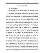Một số biện pháp rèn kĩ thuật viết chữ đúng cho học sinh lớp 1 1 ở trường Tiểu học Trần Bình Trọng