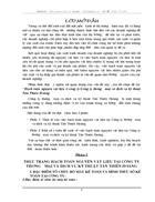 Hạch toán nguyên vật liệu ở công ty Công ty thương mại và dịch vụ kỹ thuật Tân Thiên Hoàng