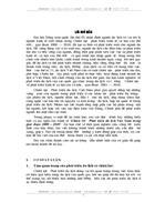 Chiến lược Phát triển du lịch Việt Nam trong giai đoạn 2000 2010
