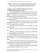 Thực trạng về hoạch định chiến lược kinh doanh của công ty TNHH Nhà nước một thành viên Dệt 19 5 Hà Nội