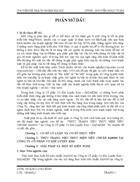 Phân tích THỰC TRẠNG VIỆC THƯC HIỆN TIÊU CHUẨN SA8000 tại Công ty Cổ phần Cơ Khí Luyện Kim SADAKIM