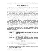 Thực trạng hoạt động kinh doanh du lịch lữ hành của Công ty du lịch Thành Đạt