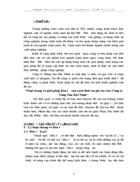 Thực trạng và giải pháp đầu tư sản xuất thức ăn gia súc của Công ty Nông Sản Bắc Ninh