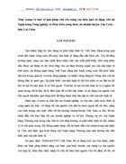 Giải pháp nâng cao hiệu quả Sử dụng vốn tại NHNo PTNT chi nhánh huyện Tân Uyên Lai Châu