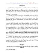 Thực trạng về lao động việc làm và vấn đề giải quyết việc làm ở tỉnh Thái Bình