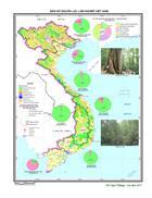 Bản đồ nguồn lực lâm ngiệp Việt Nam