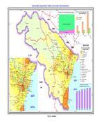 Bản đồ hiện trạng phát triển làng nghề tỉnh thanh hóa