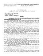 Bài thu hoạch học tập NQ ĐH XI của Đảng