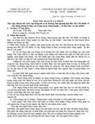 Bài thu hoạch về Xây dựng Đảng