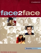 Sách tiếng anh Face2Face Elementary Workbook