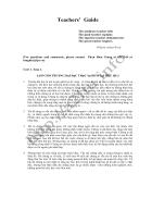 Đáp án Translation 1 2 3 FTU