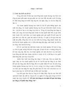 Kế toán bán hàng và xác định kết quả bán hàng tại Công ty Cổ phần May Hưng Việt 1