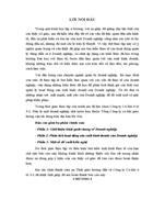 Phân tích hoạt động sản xuất kinh doanh của Doanh nghiệp