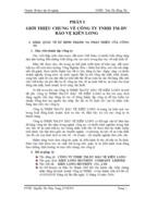 Kế toán tiền lương và các khoản trích theo lương tại công ty tnhh tm-dv bảo vệkiên long