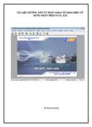 Quy trình giao nhận hàng   hóa nhập khẩu bằng đường biển tại công ty tnhh tm-dv chí sĩ