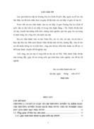 Nâng cao hiệu quả kiểm soát chi thường xuyên NSNN cho SNGD qua KBNN huyện Khoái Châu, tỉnh Hưng Yên 2019