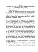 Định hướng và Giải pháp phát triển thị trường Tiêu thụ Sản phẩm của Công ty Cao su Sao Vàng