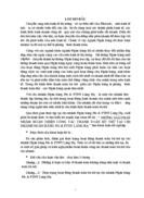 Những Giải pháp nhằm hoàn thiện công tác thanh toán bù trừ tại chi nhánh Ngân Hàng Nông nghiệp và Phát triển Nông thôn Láng Hạ