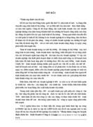 Một số vấn đề về hiệu quả Kinh doanh ở Công ty Du Lịch và Thương mại Việt Nam
