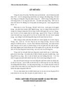 Báo cáo Tại khách sạn Dân Chủ